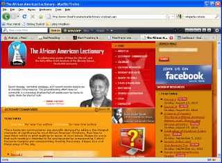 African American Lectionary
