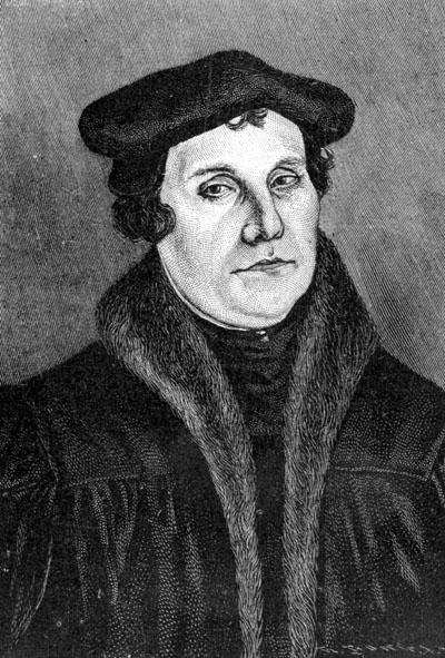 Martin Luther Teaches Black Preachers